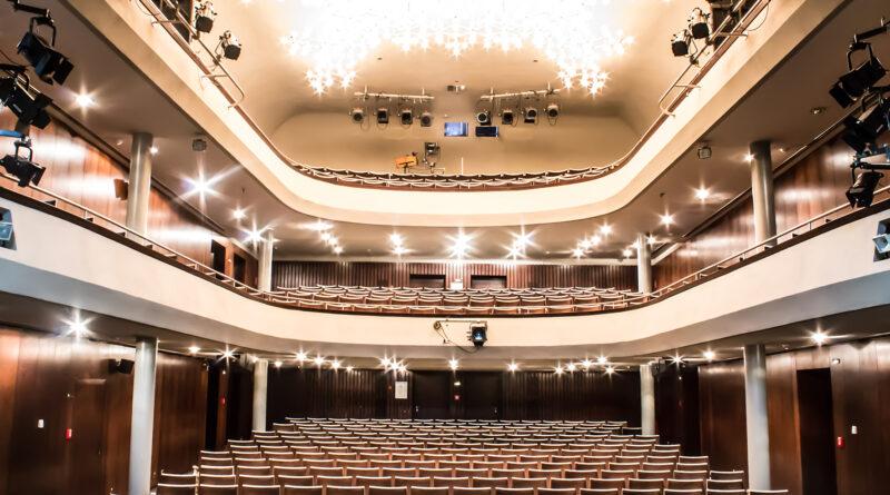Zuschauerraum des Landestheaters