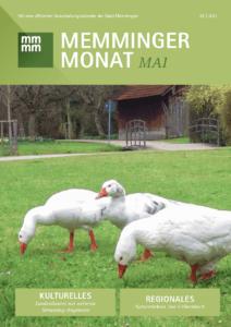 Titelseite der Mai-Ausgabe
