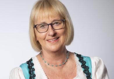 Portrait von Gerlinde Arnold